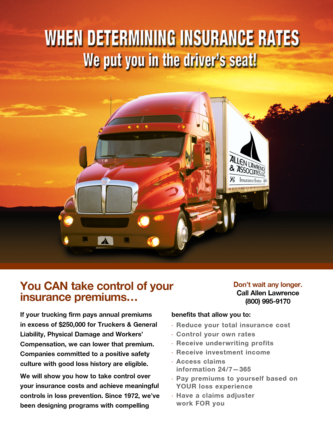 Safe Trucking Insurance Limited